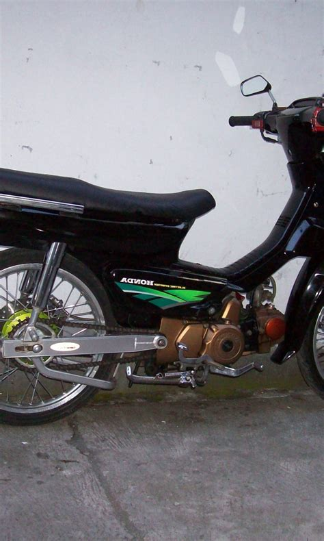 Cara Modif Motor Legenda by Kumpulan 94 Modifikasi Motor Legenda Astrea