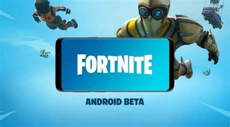 fortnite  android crosses  million downloads