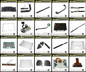 Laptop Lcd Display For Apple Macbook Pro A1425 Lcd Screen