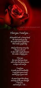 I Love You So Much Poems