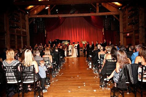 barns at wolf trap s chic barns at wolftrap wedding in northern