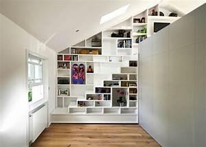 Les meubles sous pente solutions creatives for Meuble pour petite cuisine 9 les meubles sous pente solutions creatives archzine fr