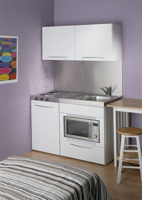 petit mobilier de cuisine cuisine pour studio comment l 39 aménager