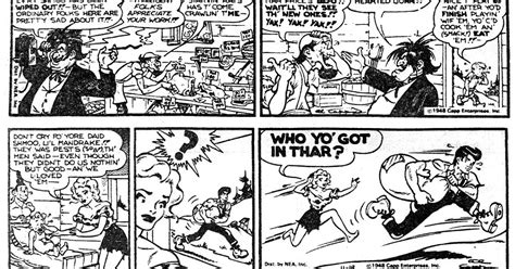 Li'l Abner's Short-lived '80s Comic