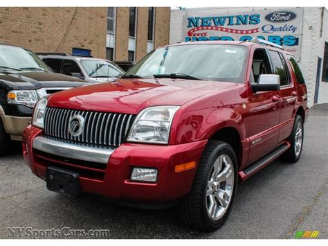 Newins Ford by 2008 Mercury Mountaineer Premier Awd In Metallic