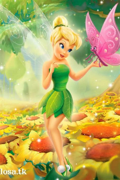 tinkerbell desktop backgrounds