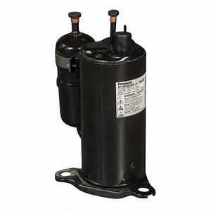 China R134a Inverter Dc Panasonic Rotary Compressor For