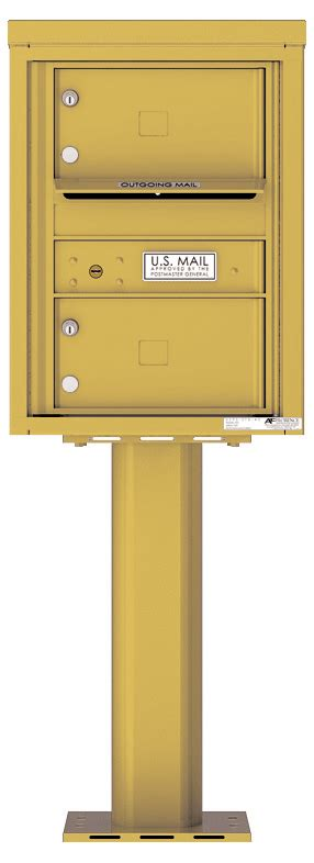 door mail slot front loading 4c pedestal mailbox 4c06s 02 p auth florence 3429