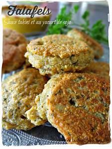 Yaourt De Soja : falafels sauce tahini et au yaourt de soja bienvenue ~ Melissatoandfro.com Idées de Décoration