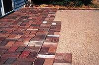 how to build a patio with pavers Outdoor : How To Build A Paver Patio Paver Patio Designs ...