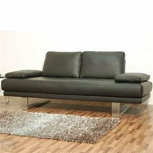 Sofa Rolf Benz : original rolf benz freischwinger sofa sob 6600 in leder schwarz 227 cm ebay ~ Buech-reservation.com Haus und Dekorationen