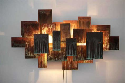 innovative and creative metal artworks for your home