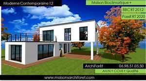 Les Constructeur De L Extreme Maison En Bois : plan et photo de maison avec etage ossature bois par ~ Dailycaller-alerts.com Idées de Décoration