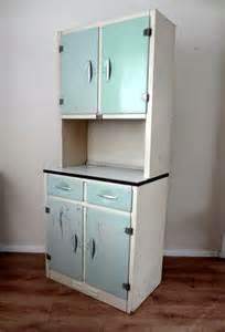 Vintage Retro Kitchen Larder Cabinet