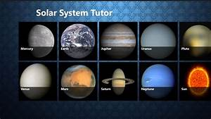 All 9 Planets - Pics about space