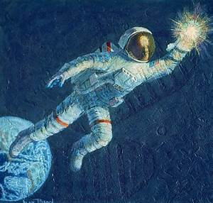 Astronaut Reaching Out Clip Art - Pics about space
