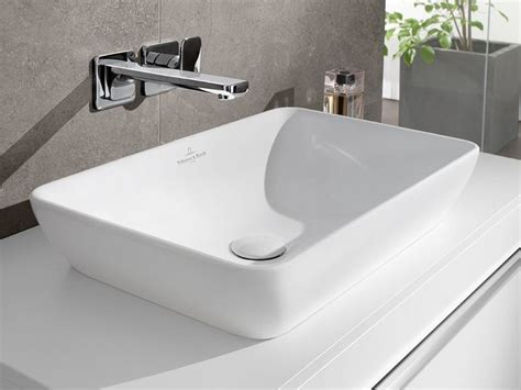 aufsatzwaschbecken villeroy und boch villeroy boch venticello halbeinbau aufsatzwaschtisch badezimmer aufsatzwaschtisch