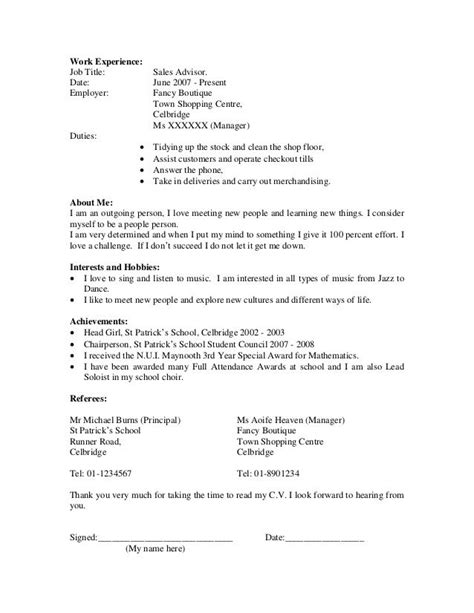 Sle Resume For Sales Associate by Lead Sales Associate Sle Resume Project Management
