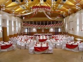 white indoor wedding reception decorationwedwebtalks wedwebtalks