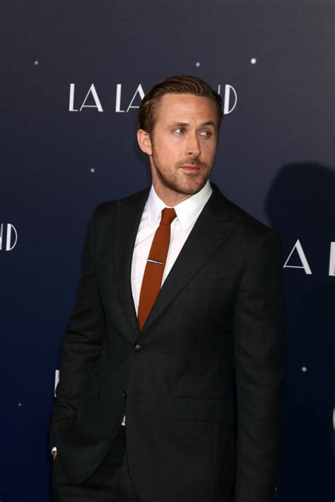 Ryan Gosling's first day out at Hollywood premiere of La