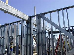 Structural Metal Stud Framing