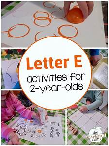 letter e activities for 2 year olds the measured mom With letter games for 6 year olds