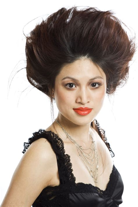big hair styles hairstyles for with big noses to add sparkle to your 2145