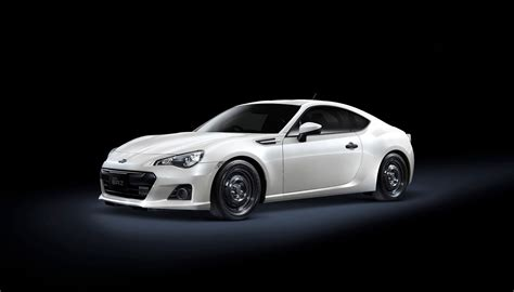 subaru brz racing subaru brz ra racing announced in japan