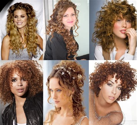 coiffure cheveux boucles soiree
