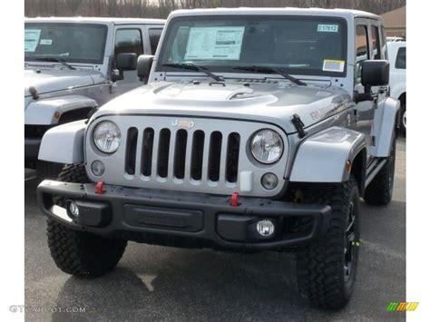 jeep silver 2016 2016 billet silver metallic jeep wrangler unlimited