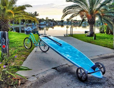 paddle board bike rack review  buyers guide