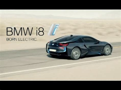 Bmw I8 Commercial by Bmw I8 Powerful Idea Commercial