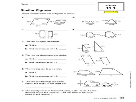 math dilations worksheet dilation worksheet with answer