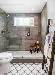 57, Amazing, Small, Master, Bathroom, Tile, Makeover, Design
