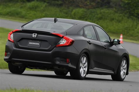 Japanese Market 2018 Honda Civic To Receive Eightspeed