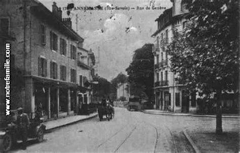 photos et cartes postales anciennes de annemasse 74100