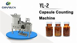 Capsule Counting Machine Yl-2