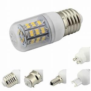 Ampoule Led E27 12v : e14 e27 led bulb light 12v 24v g9 b22 energy saving lamp ~ Edinachiropracticcenter.com Idées de Décoration