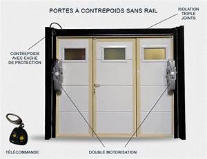 label porte la passion des portes portes de garage With porte de garage basculante pour decorer une porte d entrée