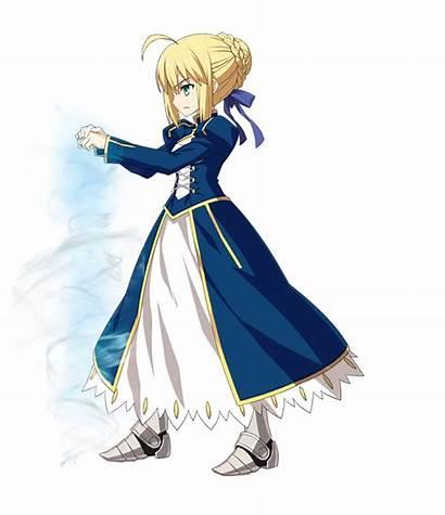 Fate Artoria Pendragon Grand Order Nasuverse Sprite