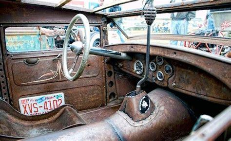 top   rat rod interior ideas retro automotive designs