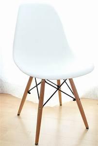 Eames Chair Kopie : endlich habe ich meinen eames style stuhl ars textura diy blog ~ Markanthonyermac.com Haus und Dekorationen