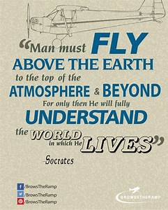 Famous Aviation... Famous Flight Safety Quotes