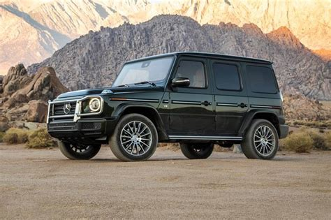 Actual vehicle price may vary by dealer. 2021 Mercedes-Benz G-Class: News, Equipment, Price - SUV 2021: New and Upcoming Models, News ...