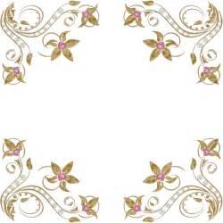 pink and gold wedding invitations bordes dorados para tarjetas de bodas imagui