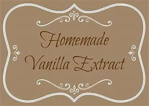 4 great diy holiday gifts using vanilla momof6 With how to make homemade labels