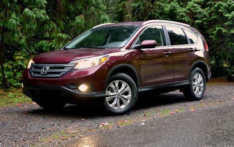 Review Honda Crv by 2013 Honda Cr V Review Digital Trends