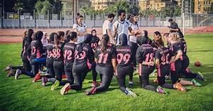 Egypts first female American Football team - eniGma Magazine