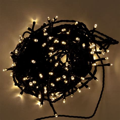 battery operated outdoor fairy lights premier 9 9m length of 100 outdoor white battery operated