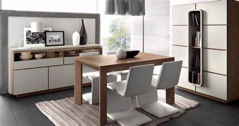 comedor lecurv  moderno  muebles saskia en pamplona